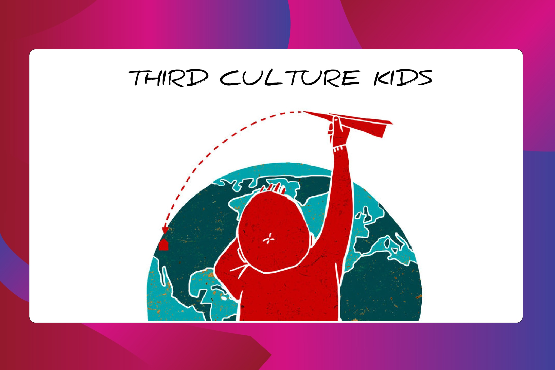 Third culture kids on Branding - Olivia Stoch
